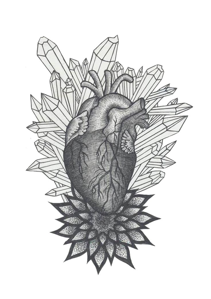 Heart & Crystals