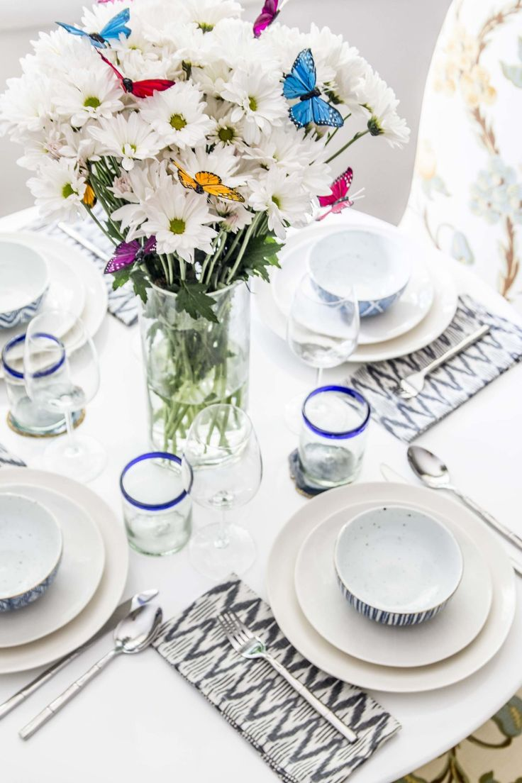 Whimsical Pattern_Happy Tablescape from World Market