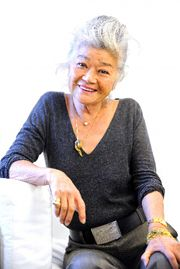 stylish and charming shimada junko. she is my style icon.