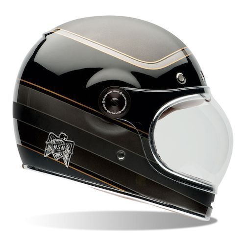 Bell Bullitt Carbon RSD Bagger Helmet - @RevZilla