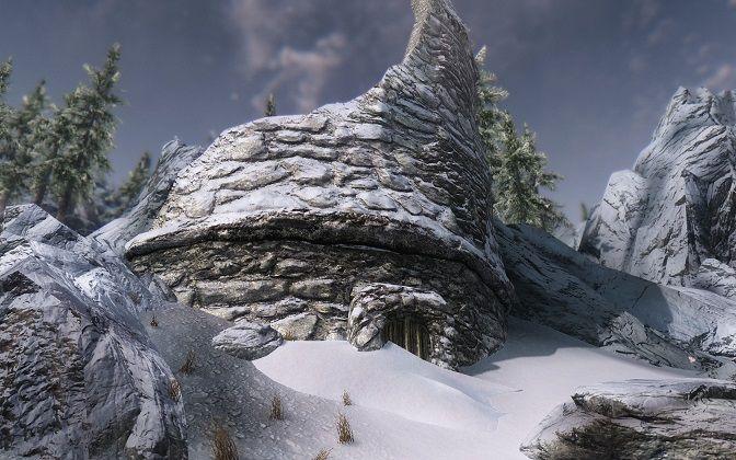 Скрытые убежища Скайрима / Hidden Hideouts of Skyrim - Дома и локации - TES V: Skyrim - Каталог модов - Gamer-mods.ru