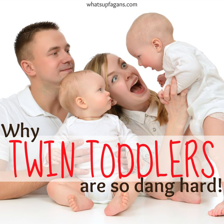 Wow! Parenting and raising twins is hard, especially when they are twin toddlers. But, I do love this mom's attitude about how best to handle all the craziness!