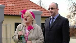 Svatba v Ordinaci v růžové zahradě 2! Zdena najde štěstí už 1. března! - YouTube