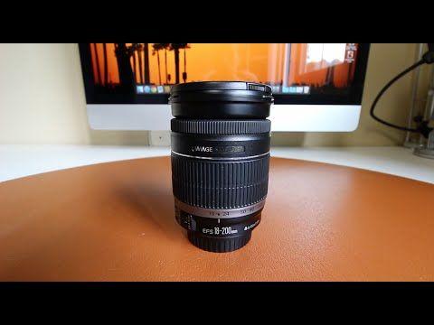 Review del Lente Canon EF-S 18-200 IS F:3.5 para Digitales  #Canon #EFSLens #Canonistas #ObjetivosCanon #MuseoSimik