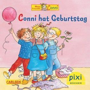 Bestellen Sie Pixi Buch Nr. Conni Hat Geburtstag Als Sonstiges Jetzt  Günstig Im Conni Online Shop! ✓ Sichere Zahlung ✓ Gratis Versand Ab Euro ...