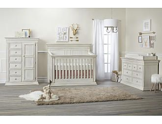 "Furniture Selection  Vienna - Antique White - Baby Cache  - Babies""R""Us"