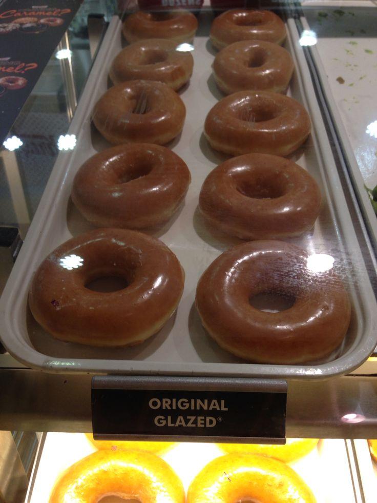 Original Glazed Doughnuts