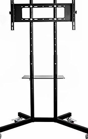 OULII Portable TV Stand Mobile TV Stand with Wheels and Glass Shelf Fits 23 to 60 inch TV Perfect for Ship No description (Barcode EAN = 0889736964622). http://www.comparestoreprices.co.uk/latest2/oulii-portable-tv-stand-mobile-tv-stand-with-wheels-and-glass-shelf-fits-23-to-60-inch-tv-perfect-for-ship.asp
