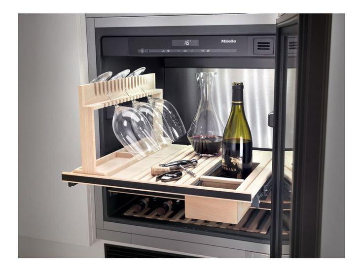 Miele wijnklimaatkast KWT 6312 UGS #wijn