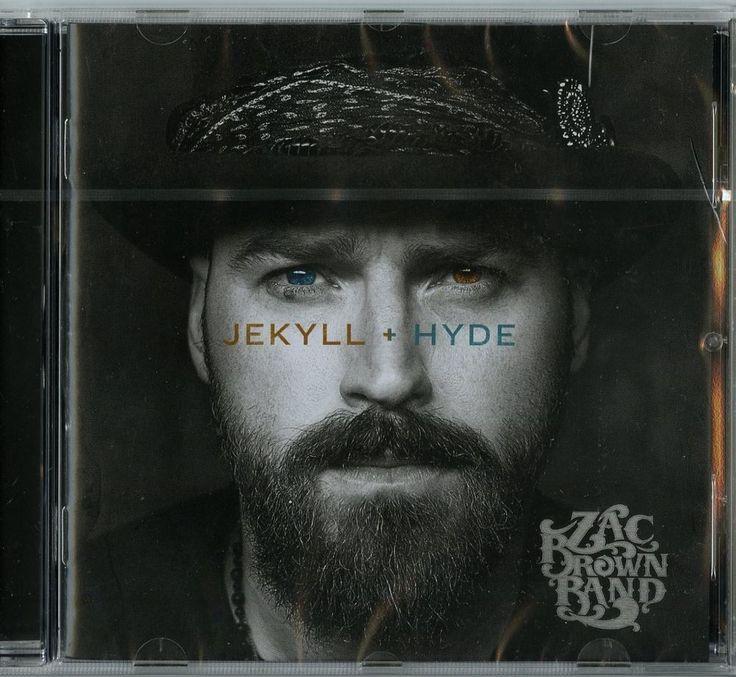 !!Shipped throughout Europe!! #Jekyll+Hyde l'album per il 2015 di #ZacBrownBand . Vieni a comprarlo in negozio da #CDCLUB in versione CD oppure compralo sul nostro store online! (Clicca sulla copertina) il nuovo album in 24 ore è già a casa tua!! ;) Spedizione Europea! - European Shipping! - Livraison Européenne! - Envios Europea! - Versand Europa!