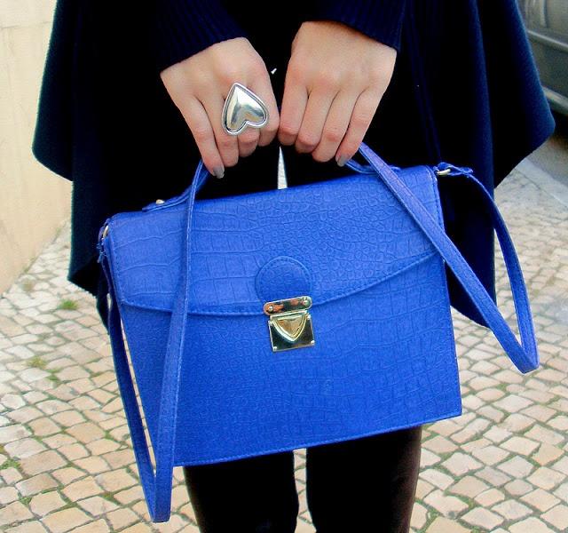 Blue Primark Bag