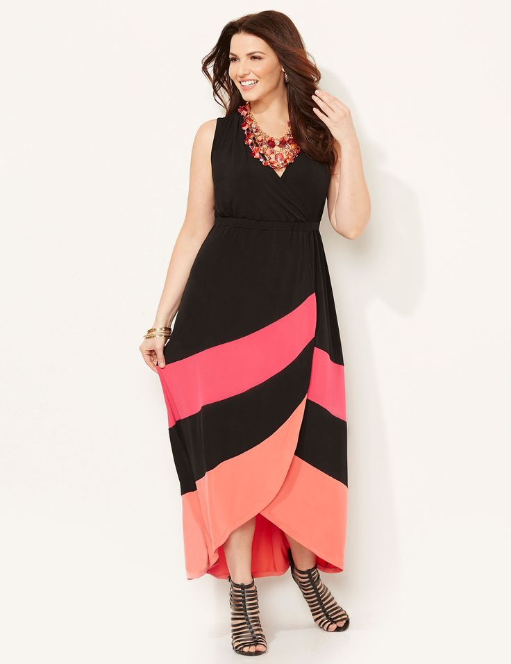 catherines plus size sorbet maxi catherines catherines finds 30327
