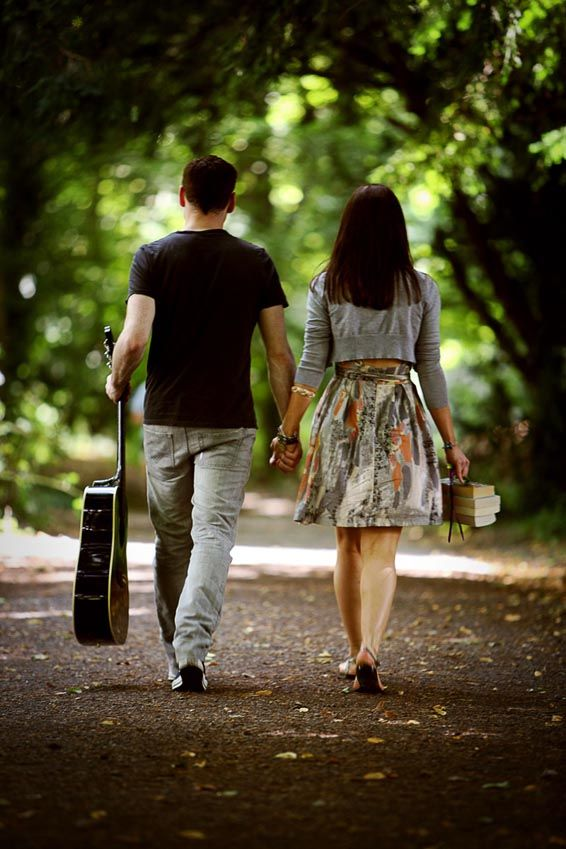 Love is a journey down the road of life..<3