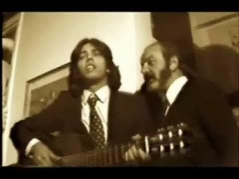 JAIRO & HORACIO FERRER - SIETE LUNAS - CASA DE LOS PONS - 1981 - YouTube