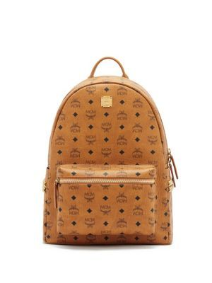 MCM . #mcm #bags #leather #canvas #backpacks #