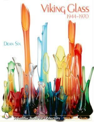 Viking Glass Book. I own a couple of these vases...but I may just have to start a collection.