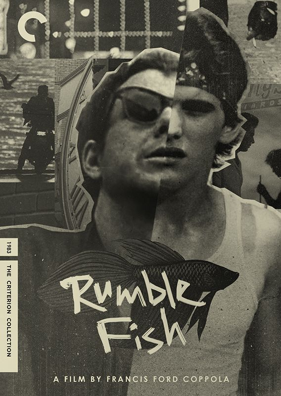 41 best rumble fish images on pinterest fish pisces and for Rumble fish movie