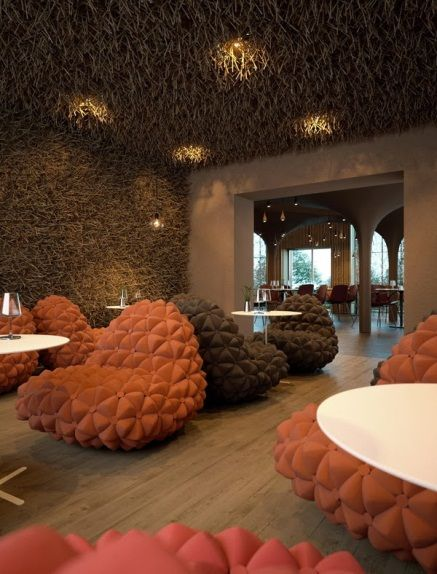 Cool #Restaurant #Interior #Design - Check it out!