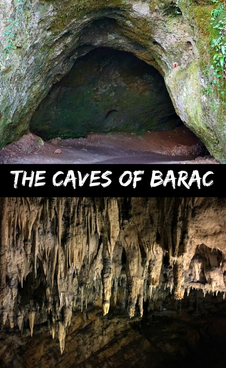 Visiting the Caves of Barac. A nice side trip when visiting the Plitvice Lakes National Park in Croatia. Click to find out more information including how to get there and what to expect during your visit!