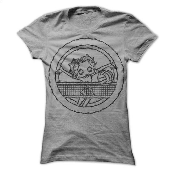 Betty Volleyball Ladies Tee - #t shirts online #funny tee shirts. BUY NOW => https://www.sunfrog.com/Fitness/Betty-Volleyball-Ladies-Tee-Ladies.html?60505