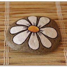 Über 100 DIY-Ideen von bemalten Steinen mit inspi…