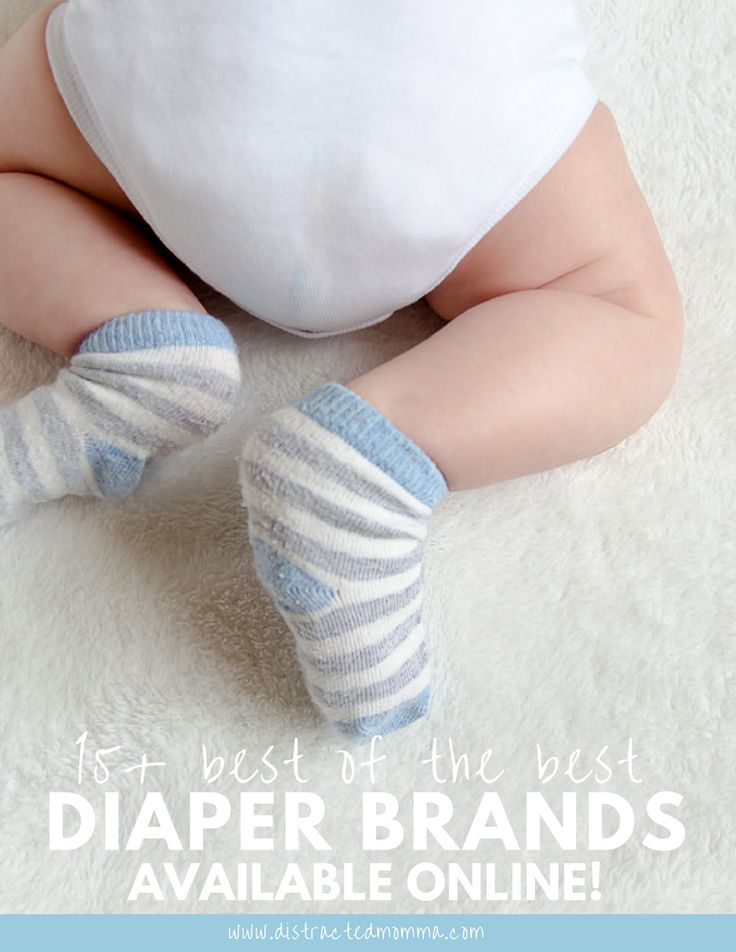 Discover the best diaper brands for babies available online right here!