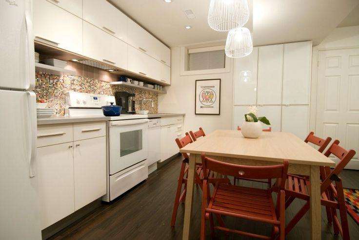 Basement Kitchen Michael And Karen Season 8 Incomeproperty Hgtv Kitchen Inspirations