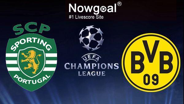 UEFACL / Sporting Lisbon VS Borussia Dortmund Prediction: Sporting +0.5 AH @ 1,83