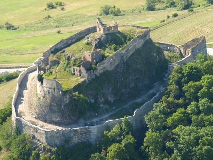 Cetatea Rupea se va redeschide pentru turişti