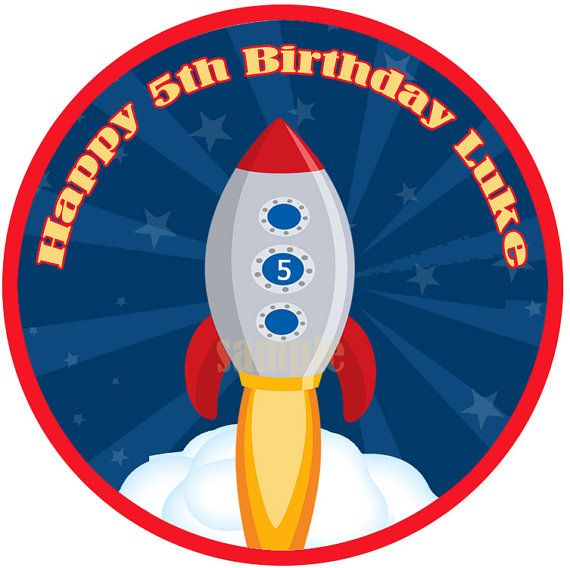 This listing is for a personalized rocket ship invitation image. PURCHASE OPTIONS: 1. PRINT MYSELF - We take your wording and create the invitation image, which is emailed to you ready to print. It comes as a 5x7 jpg (photo) file, unless a different size or file type is specified with your order. Any invitation size or file type required by your printer is available. You can print them at home, at an office supply (recommended) or photo printer. 2. PRINTING - Our invitations are…