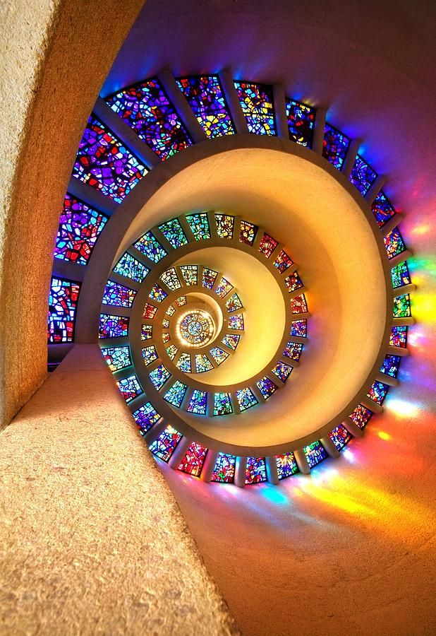 stained glass....