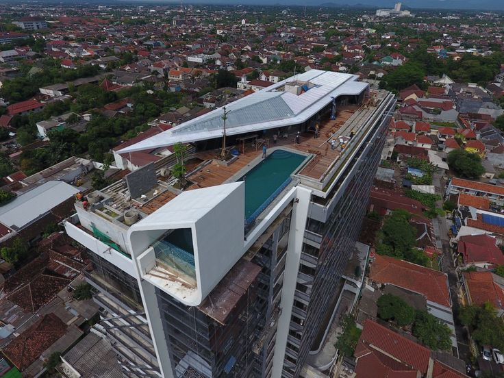 Apartemen Uttara The Icon di Yogyakarta