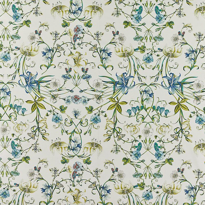 Buy Lilliput Furnishing Fabric, Multi Online at johnlewis.com