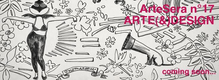 Illustrazione: Federica Caterina Teti http://www.artesera.it/index.php/homepage #FedericaTeti #Illustration #ArteSera