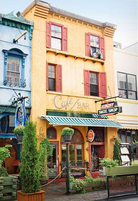 Economy Shoe Shop - Halifax, Nova Scotia. Lobster!