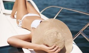 Groupon - Waxing at Behnosh Day Spa (Up to 56% Off). Four Options Available. in The Forest. Groupon deal price: $27