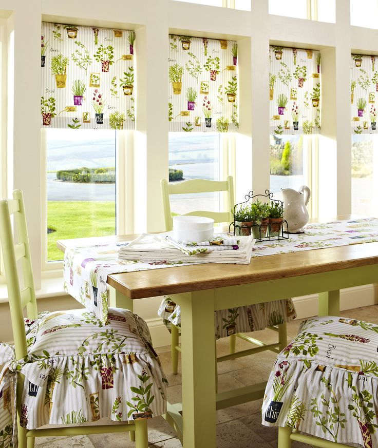 29 best tips images on pinterest competition building for Country style kitchen blinds