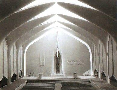 North Shore Congregation Israel Glencoe Illinois By Minoru Yamasaki 1964