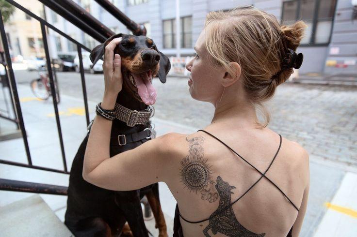 Ideas inspiradoras de tatuajes de perros. Una gran demostración de que el amor por nuestros animales es eterno e incondicional.