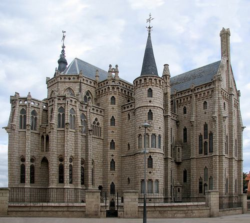 Astorga, püspöki palota