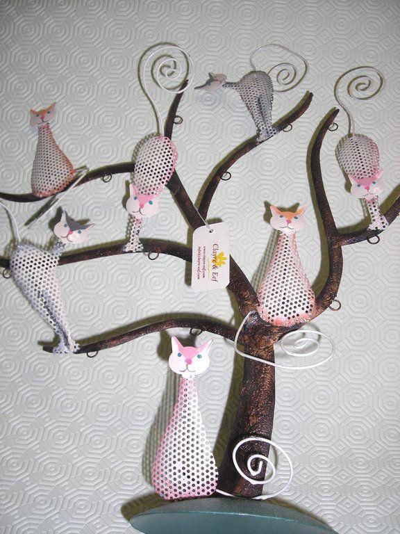 PORTAGIOIELLI CAT TREE - CLAYRE&EEF euro 41,99