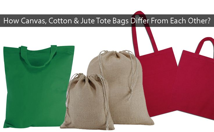 You can procure cotton, jute and canvas tote bags bulk from the same online portal. Also, the cost difference amongst the three is negligible. #CarrierBags #GiftBoxes #GiftBags #PaperBags #EcoFriendlyBags #TissuePapers