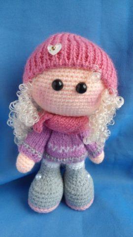 Карамелька - Мои вязульки - Галерея - Форум почитателей амигуруми (вязаной игрушки)