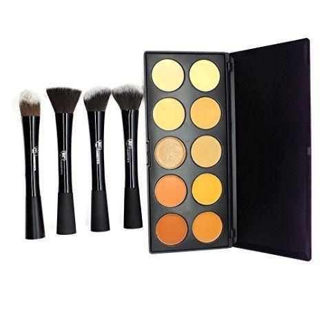 Royal Care Cosmetics Professional Makeup Contour Kit, Ounce 0.13