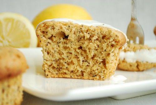 citroen maanzaad muffin