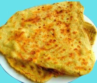 Basen Ki Masala Roti