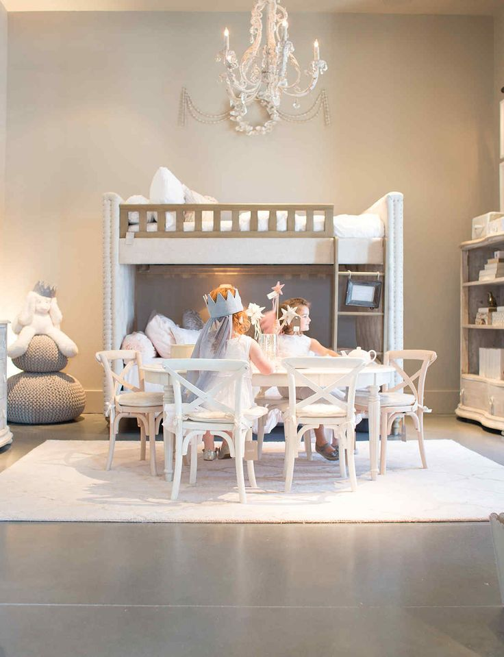 joni lay of lay baby lay visits the rh baby & child gallery in atlanta to design her sister's nursery.