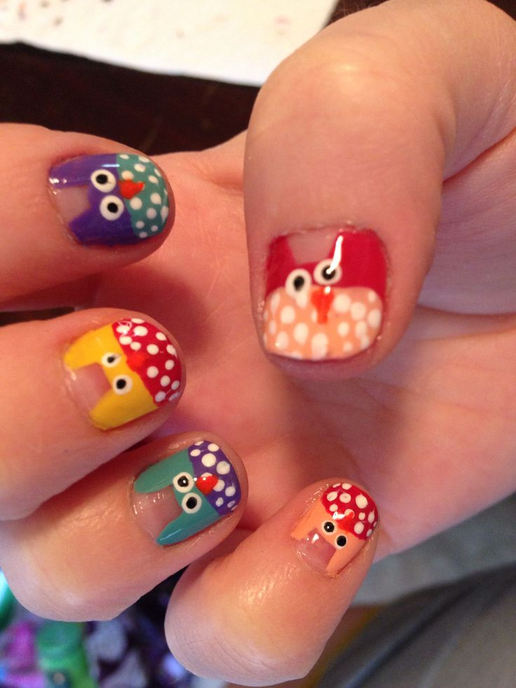 18 Best Nails School Images On Pinterest Fingernail Designs