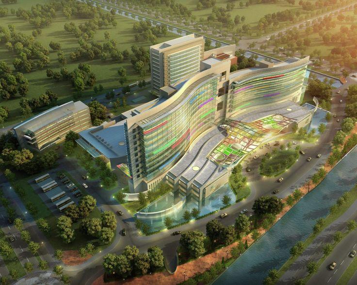 Suzhou Children's Hospital / HKS
