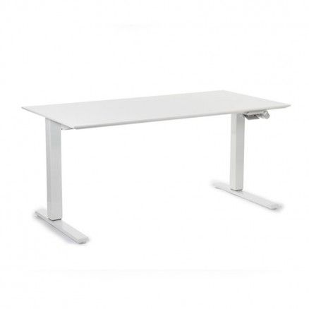 Humanscale Float - Height adjustable desk.  FREE shipping in Canada at Ugoburo.ca
